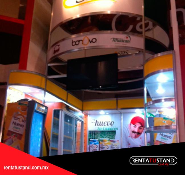 Stand-3x3-Cajón-#301MD